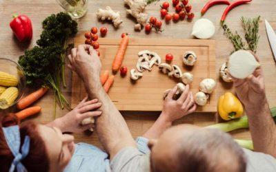 Mieux manger, pour mieux vieillir